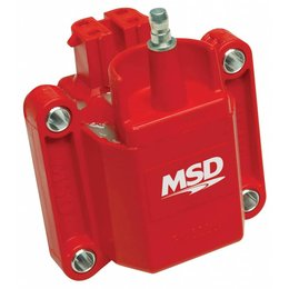 MSD Ignition Coil, GM External HEI Coil, High Performance