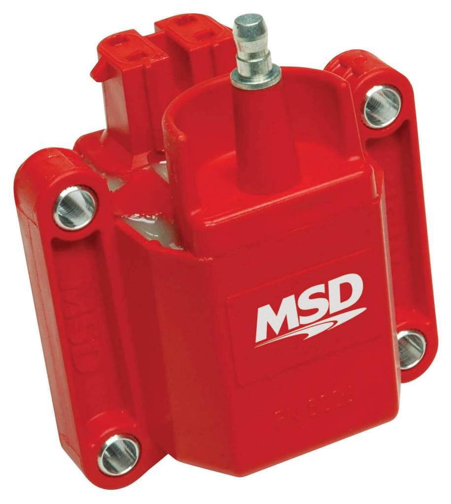 Msd Ignition 8226 Coils Gm Hei Harness Coil External High Performance