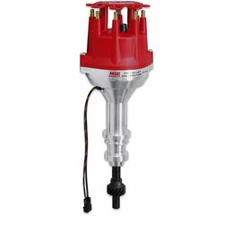 MSD Ignition Distributor Ford 351W Small Cap, Pro-Billet