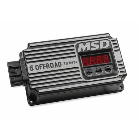 MSD Ignition 6 Offroad Ignition met Toerentalbegrenzer