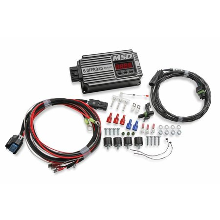 MSD Ignition 6 Offroad Ignition  with  Rev Limiter