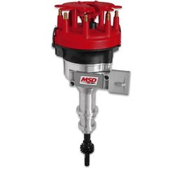 MSD Ignition Distributor Ford 5.0L Mustang, '86-'93 with Module