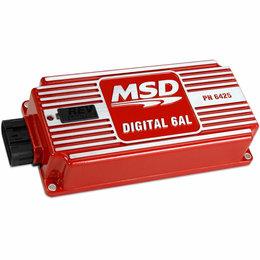 MSD Ignition 6AL ontstekings module met toerenbegrenzer universeel