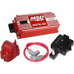 MSD ignition Super HEI Upgrade Kit Stage II: voor Originele HEI-Verdeler