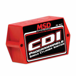 MSD Powersports CDI Programmable Ignition Control Module