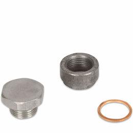 MSD Atomic EFI O2 Sensor Bung & Plug Only