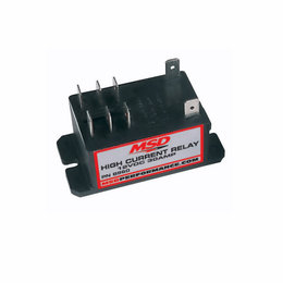 MSD Ignition High Current Relay, DPST