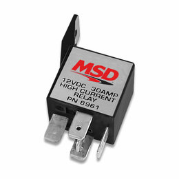 MSD Ignition High Current Relay, SPST