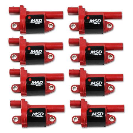 MSD ignition Blaster Coils, GM GEN 4
