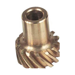 MSD Ignition Distributor Gear, Pontiac, Bronze