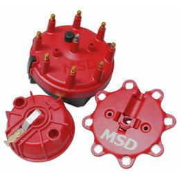 MSD Ignition Cap-A-Dapt for Small Diameter MSD Distributors