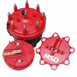 MSD Ignition Cap-A-Dapt Kit with Adjustable Rotor