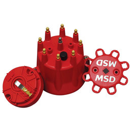 MSD ignition Cap/Rotor Kit for MSD/GM point style Cap