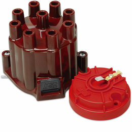 MSD ignition Distributor Cap and Rotor, MSD/GM V8 Points