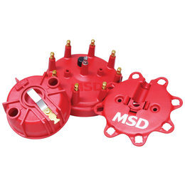 MSD ignition Cap/Rotor Kit Large Ford/MSD Style