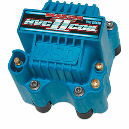 MSD ignition Coil, Blaster HVC II, 6 Series Ignitions