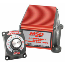 MSD Ignition Adjustable Timing Control, MSD 5, 6, 7