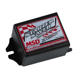 MSD Ignition Starter Saver with Signal Stabilizer