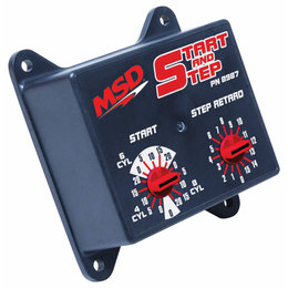 MSD Ignition Start & Step Timing Control