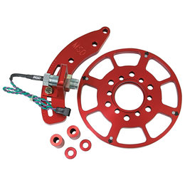 """MSD Ignition Crank Trigger Kit, Small Block Chevy, 8"""" CT Wheel"""