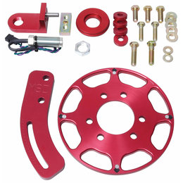 "MSD Ignition Crank Trigger Kit, Small Block Chevy 7"" Balance"
