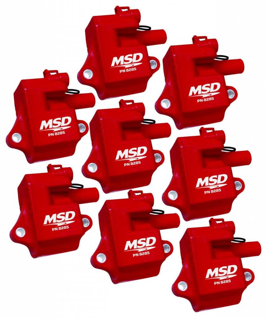 Msd Ignition 82858 Coils