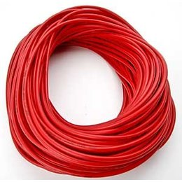 MSD Ignition Red Super Conductor 8.5mm Bulk Wire - Select Lenght