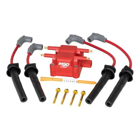 MSD ignition Mini Cooper Ignition Upgrade kit