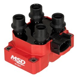 MSD Ignition Coil, Ford DIS Coil Pack, 4 Tower, Stock