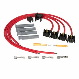 MSD ignition Super Conductor Wiresets, PSA 4-cyl
