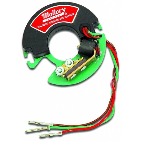 Mallory Mallory Module, Magnetic Ignition