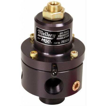 Mallory Mallory Adj Fuel PressReg 30-100PSI, EFI