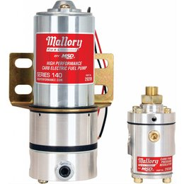 Mallory Mallory FuelPump, Elctrc,Ext,Regulator Included
