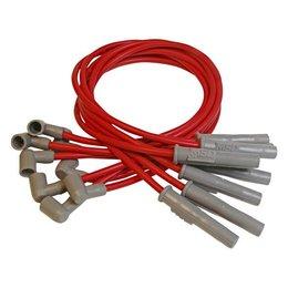 MSD ignition Super Conductor Bougiekabelset, AMC V8, Socket