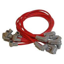 MSD ignition Super Conductor Bougiekabelset, Chevrolet 307-350, Socket