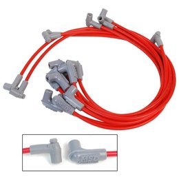 MSD Ignition Super Conductor Bougiekabelset, Chevrolet 350, HEI