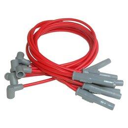 MSD Ignition Super Conductor Bougiekabelset, Chevrolet 366-454, Socket