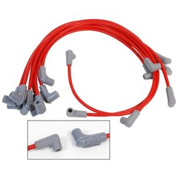 MSD Ignition Super Conductor Wiresets, Chevrolet 305-350, HEI