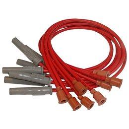 MSD Ignition Super Conductor Bougiekabelset, Chrysler 318-360, Socket