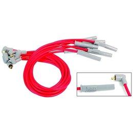 MSD ignition Super Conductor Zündkabelsatz, Ford 351C-460, Socket