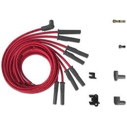 MSD ignition Zündkabelsatz V8 Multi-Angle Plug, HEI Cap Super Conductor
