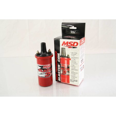 MSD Ignition Coil, Blaster 2, High Performance