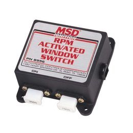 MSD ignition Window, RPM Activated Switch, MSD