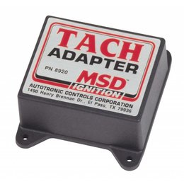 MSD Ignition Tach Adapter, Magnetic Trigger