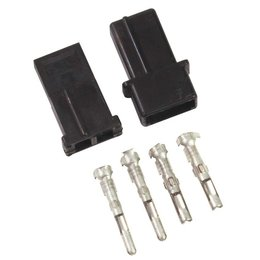 MSD Ignition Connector Kit, 2-Pin