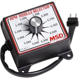 MSD ignition Selector Switch, 4.6K-6.8K