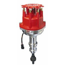 MSD Ignition Verdeler Ford 289-302 Small Cap, Pro-Billet