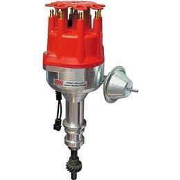 MSD Ignition Verdeler Ford 289-302 met Vacuum Advance, Pro-Billet
