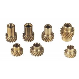 "MSD ignition Distributor Gear, .500"" ID, Bronze"