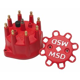 MSD ignition Distributor Cap, MSD Style, for PN 8570, PN 8545, PN 8546